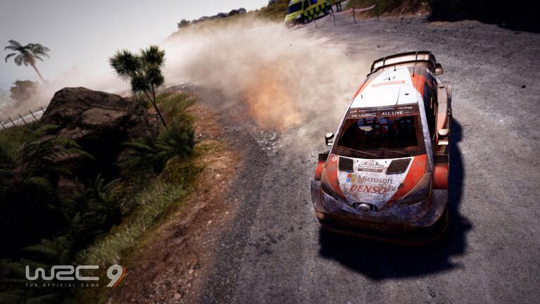 Nintendo Switch WRC 9