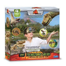 Virtual Explorer Jurassic Safari