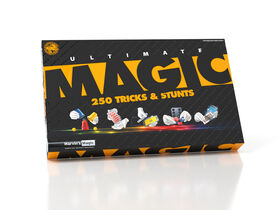 Marvin's Magic Ultimate Tricks & Stunts 250 set