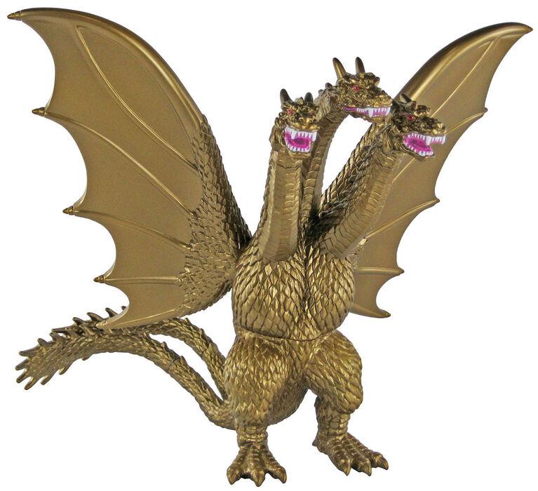 Deluxe Godzilla King Ghidorah Vinyl Figure