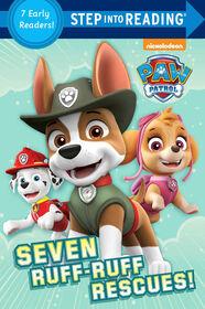 Seven Ruff-Ruff Rescues! (PAW Patrol) - English Edition