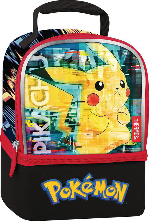 Pokemon Thermos Dual Lunch Box