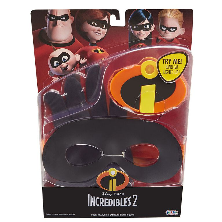 Incredibles 2 - Gear Set
