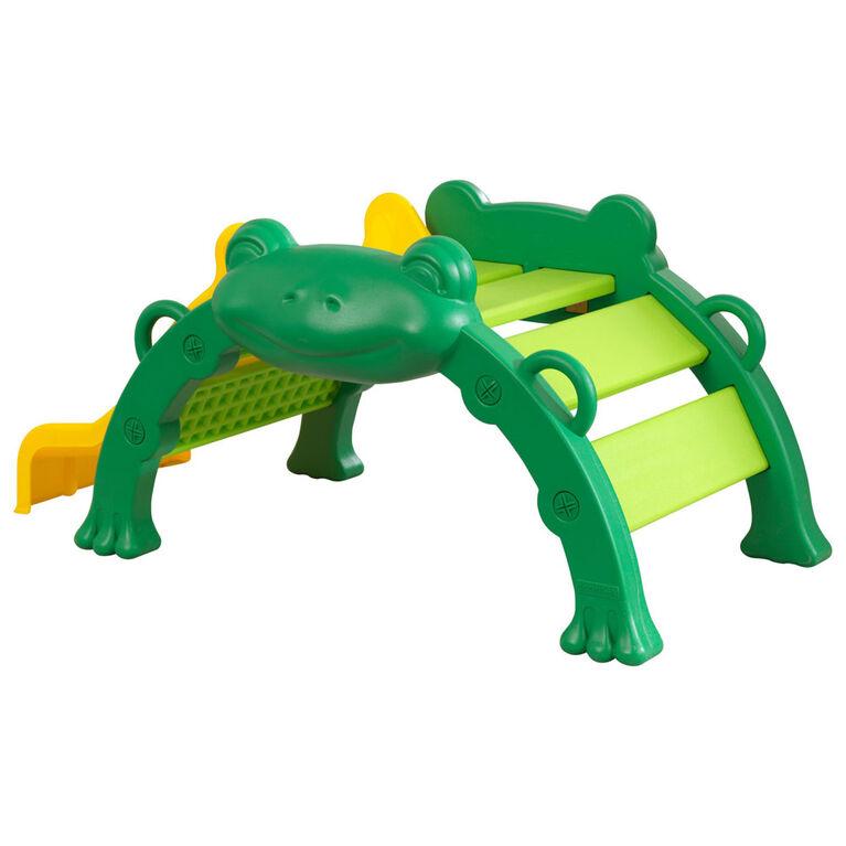 KidKraft Hop N Slide Frog Climber