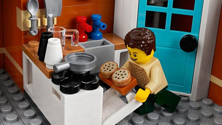 LEGO Creator Expert Le garage 10264