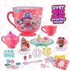 Itty Bitty Prettys Tea Party Teacup Dolls Playset (With Over 25 Surprises!) by Zuru