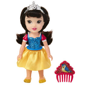 Disney PrincessSnow White Petite Doll with Comb