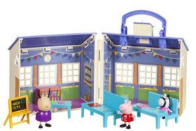 Peppa Pig - Deluxe Schoolhouse