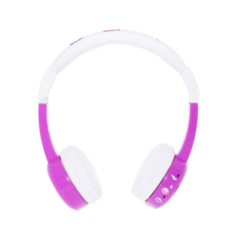 BuddyPhones InFlight - Violet