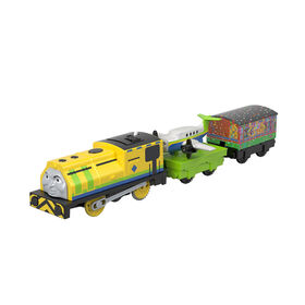 Fisher-Price Thomas & Friends Motorized Raul Train and Emerson Plane