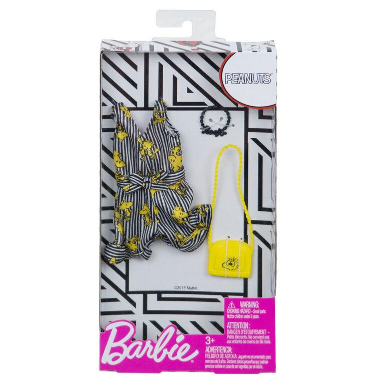 Barbie Woodstock Dress Fashion Pack
