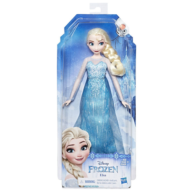 Disney Frozen Classic Fashion.