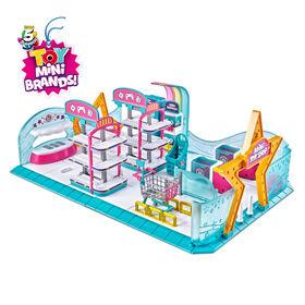 Jeu de Mini Magasin jouet pour Mini-Marques jouets 5 Surprise par ZURU