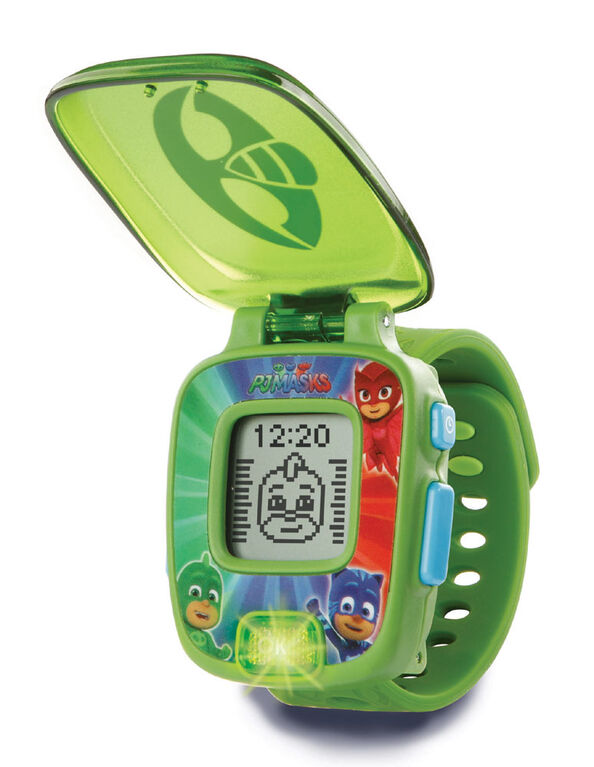 VTech PJ Masks Super Gekko Learning Watch - French Edition