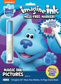 Livre à colorier à l'encre magique Imagine Ink  - Édition anglaise