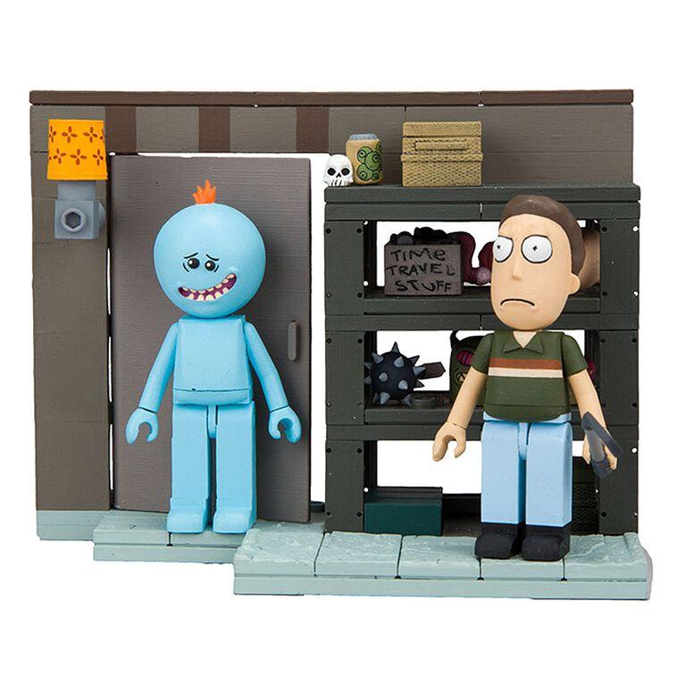 Rick and Morty - Smith Family Garage Rack