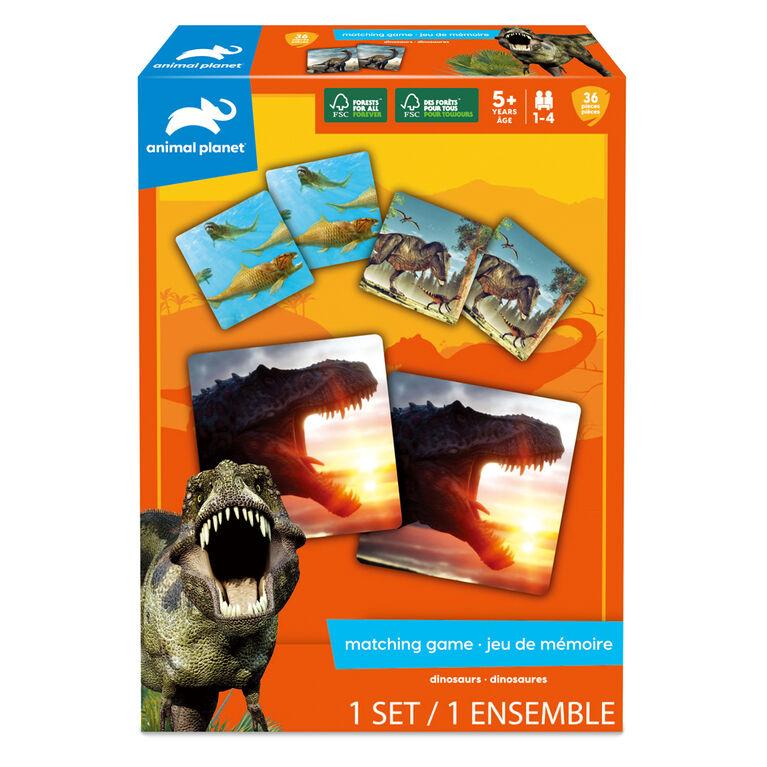 Matching Game - Dinosaurs
