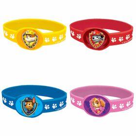 Paw Patrol Stretchy Bracelets, 4 pieces