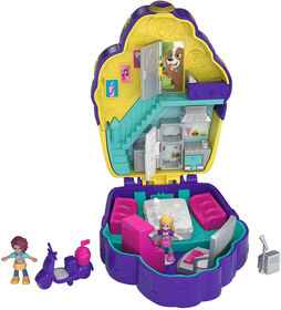 Polly Pocket – Grand Monde minuscule – Petit Gâteau.
