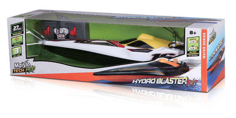 Maisto Tech - Hydro Blaster R/C - Colour and Styles May Vary