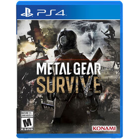 PlayStation 4 - Metal Gear Survive
