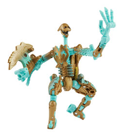 Transformers Generations Selects WFC-GS25 Transmutate, War for Cybertron Deluxe Class Collector Figure