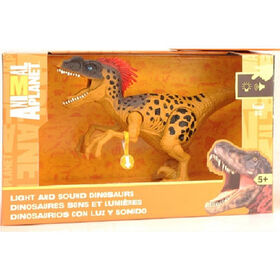 Animal Planet - Light and Sound Dinosaur - Velociraptor