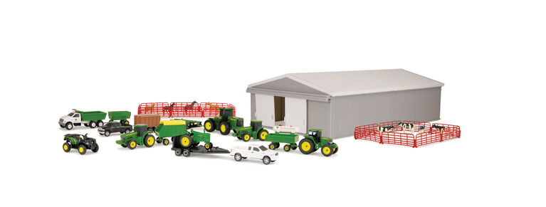 John Deere 70 Piece Value Set