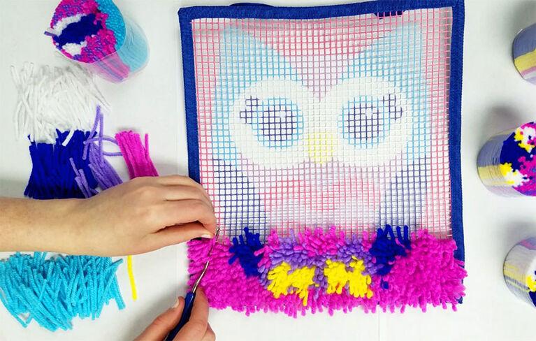 Latch Kit: Owl