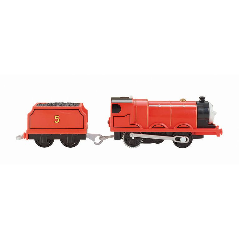 Thomas & Friends - TrackMaster Motorized Engine - James - English Edition