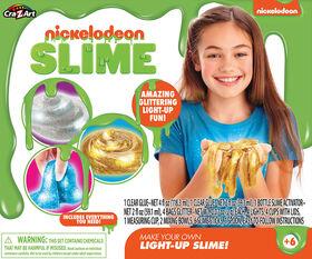 Nickelodeon Light Up Slime Kit