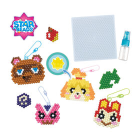 Aquabeads Animal Crossing: New Horizons Complete Arts & Crafts Kit for Children - over 870 Beads to create your favorite Villagers!