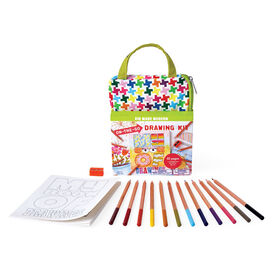 Trousse de dessin On-the-go Drawing Kit