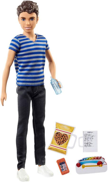 Barbie Skipper Babysitters Inc. Boy Sitter Doll
