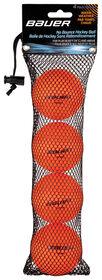 Bauer Orange No Bounce Hockey Ball