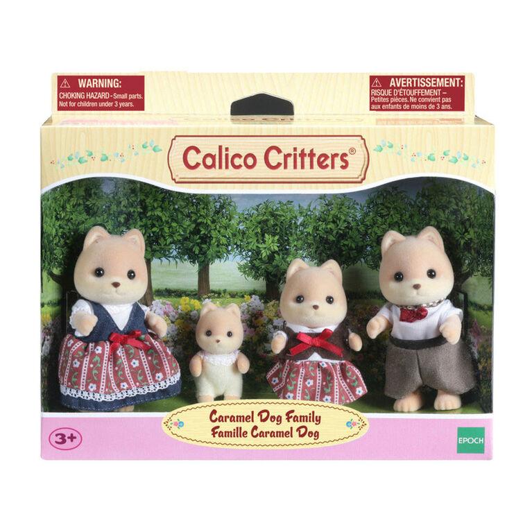 Calico Critters Famille Carmel Dog