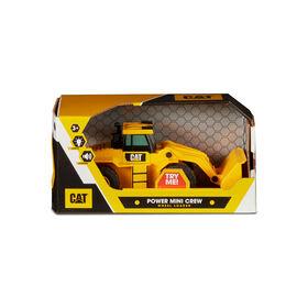 Cat Light&Sound Power Mini Crew Wheel Loader
