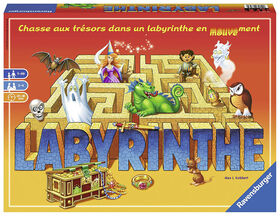 Ravensuburger: Labyrinth Game - French Edition