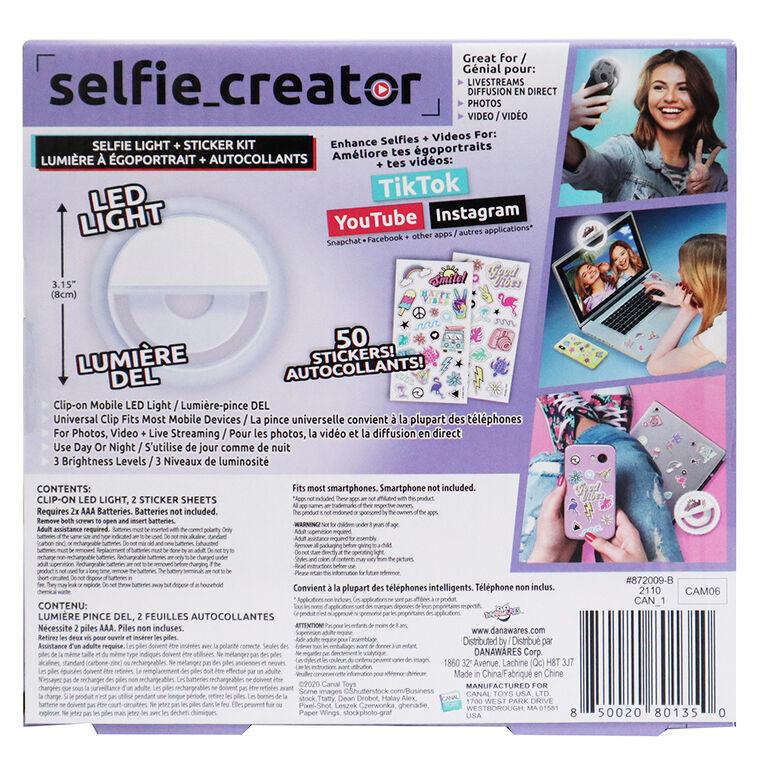 Selfie Creator