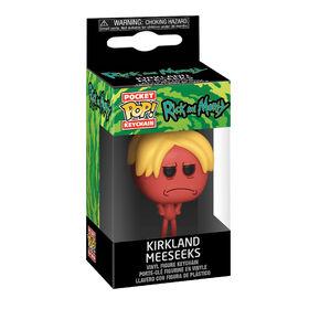 Figurine en Vinyle Kirkland Meeseeks Par Funko POP! Keychain Rick and Morty - Édition anglaise