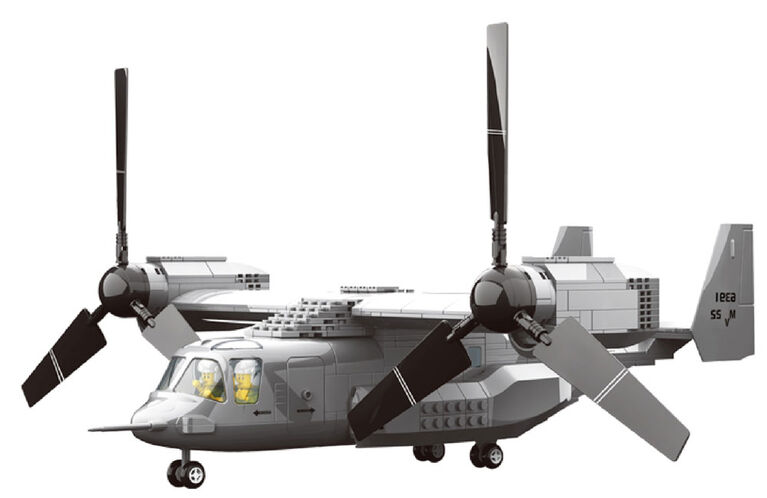 The V-22 Osprey Aircraft - R Exclusive