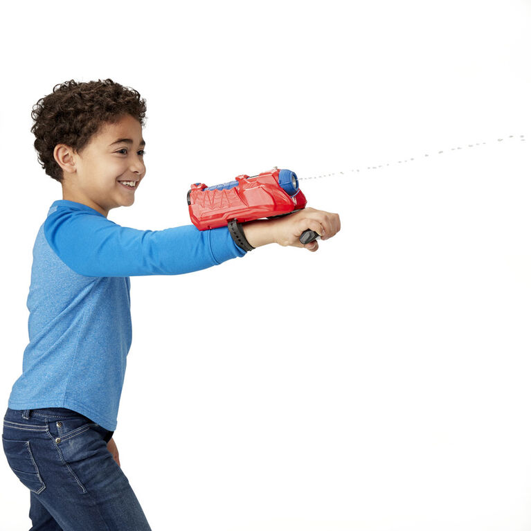 Spider-Man: Far From Home Spider-Man Web Cyclone Blaster with Web Fluid