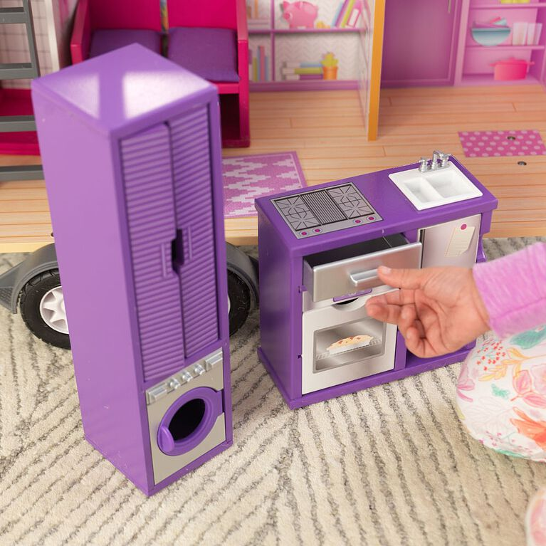 KidKraft Teeny House Dollhouse