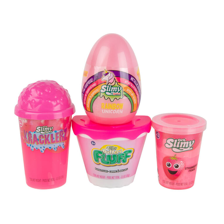 ORBSlimi Super Set Pinksationz - 4 pack - Notre exclusivité
