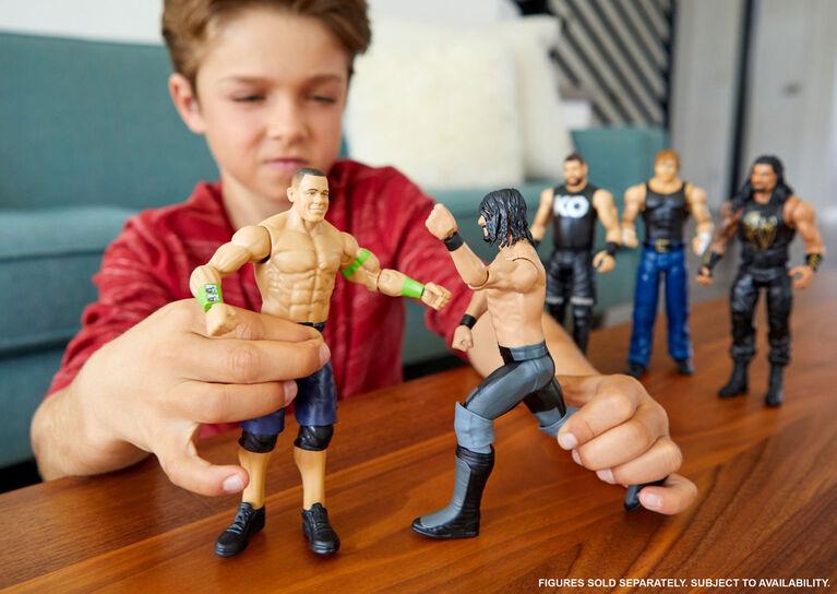 WWE - Figurine Sound Slammers - Seth Rollins - Édition anglaise.