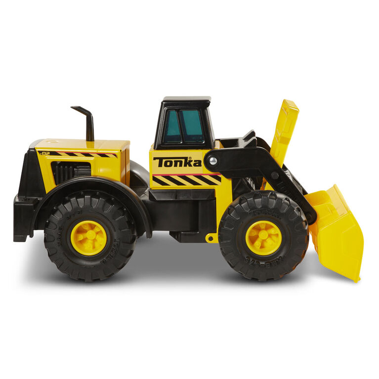 Tonka Classic Steel Front End Loader