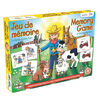 Memory Game - At The Friendly Farm - French Edition