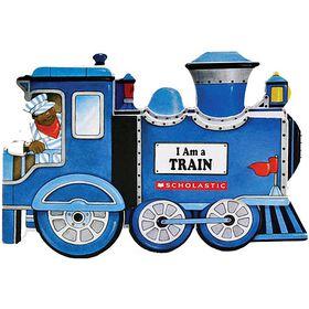 Je Suis un Train - Édition anglaise
