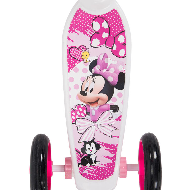 Huffy Disney Minnie Mouse Preschool Scooter