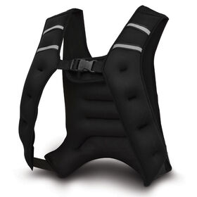 Aduro Peak Resistance Iron Weighted Vest - 6lbs